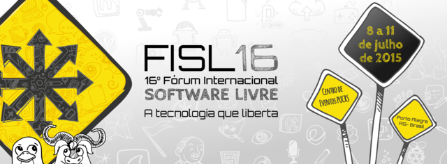 Fisl16 capa display