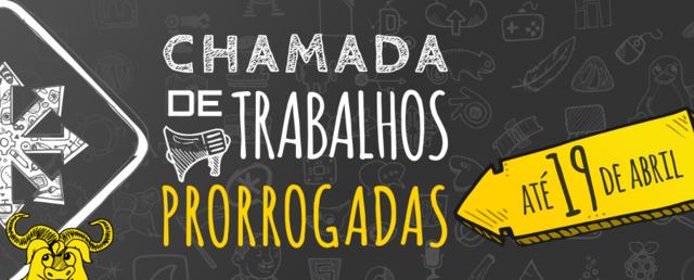 Chamada prorrogada facebook display