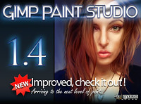 GIMP Paint Studio - GPS 1.4